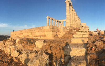 Sunión, Templo de Poseidón