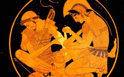 La Salud en la medicina de la Antigua Grecia