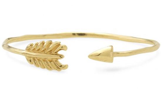 b244g_gilded_arrow_bangle_model