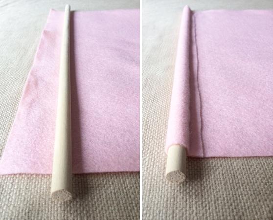 dowel wrap