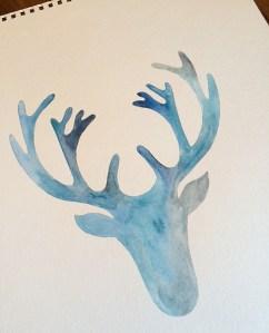 watercolor art print giveaway – corrected link!!