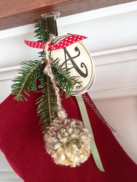 stocking detail