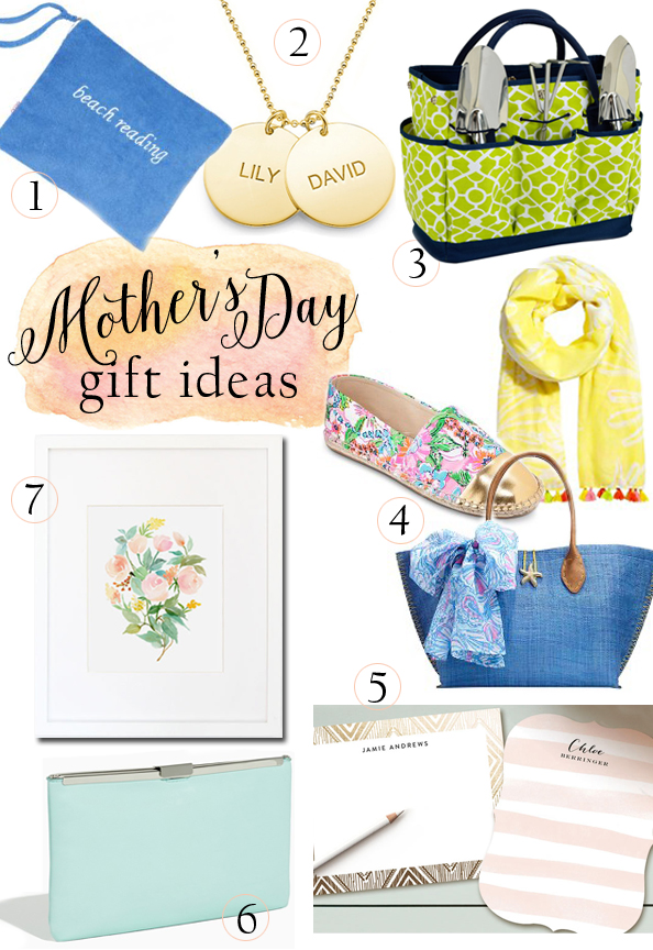 mday gift ideas montage