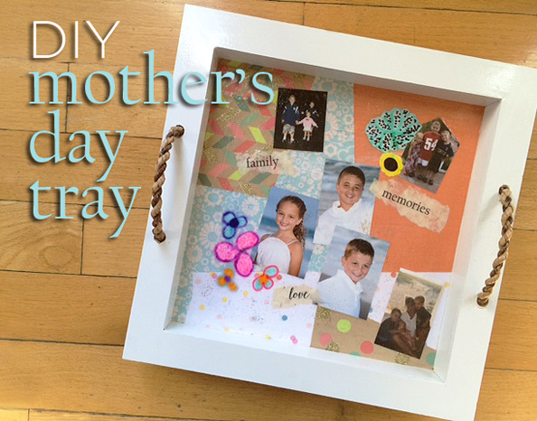 mothers day tray