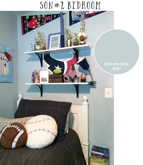 boy 2 room paint