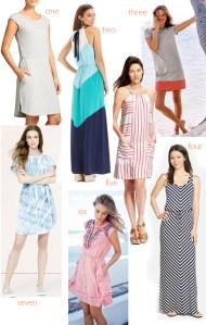 my favorite summer dresses
