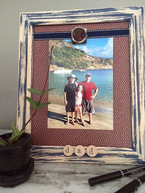 fathers day frame_finished