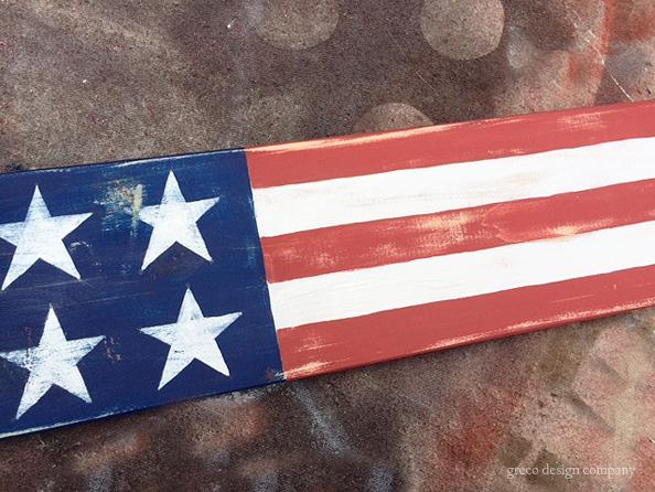 patriotic board_done sanded