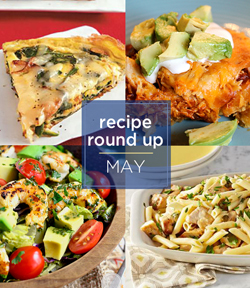 recipe round up May sm
