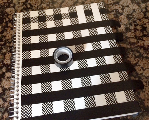 notebook cover progress