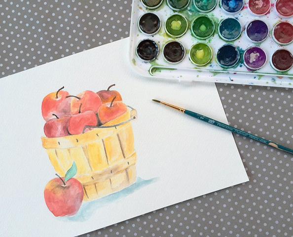 calendar painting