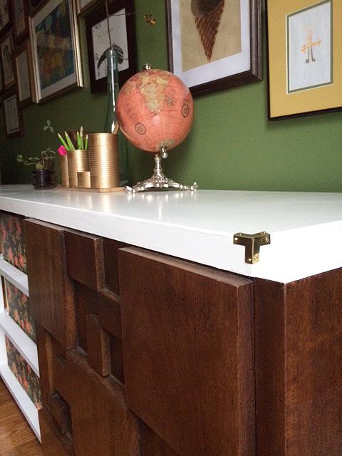 mid century dresser_gold corners.JPG