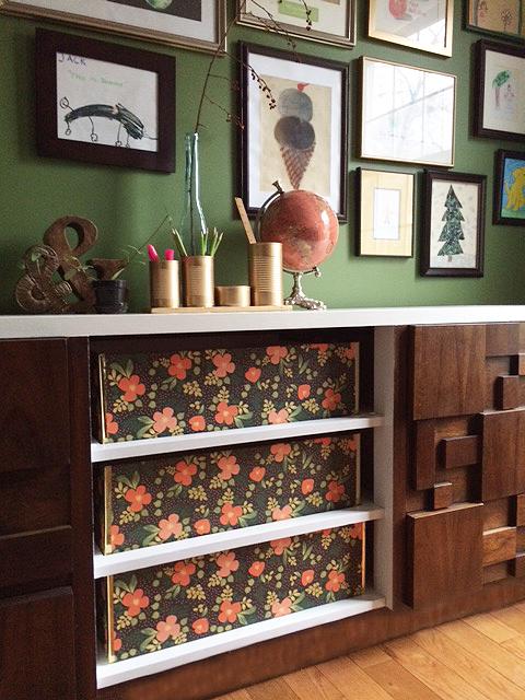 mid century dresser_open bins