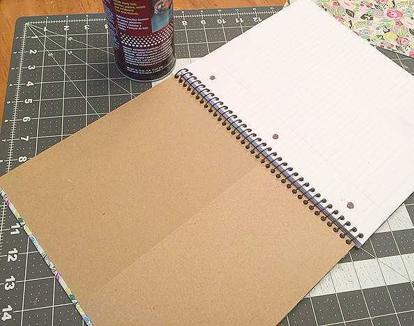 notebook diy_attach folder