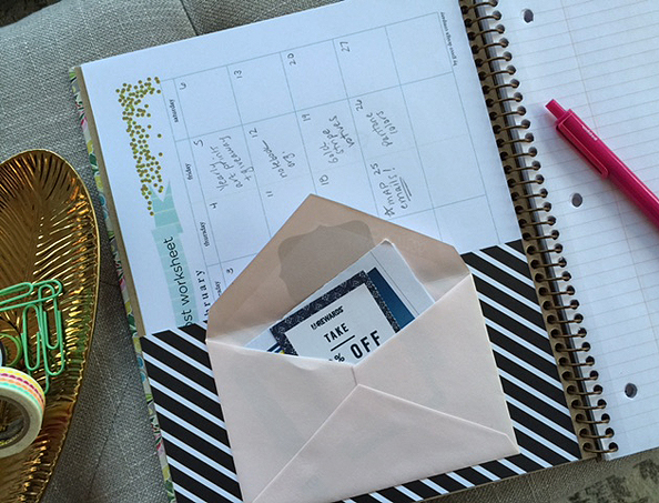 notebook diy_with papers