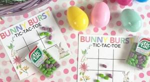 Easter tic-tac-toe (freebie!)