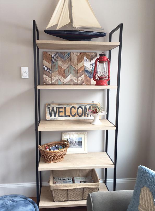 styling shelf_tall items