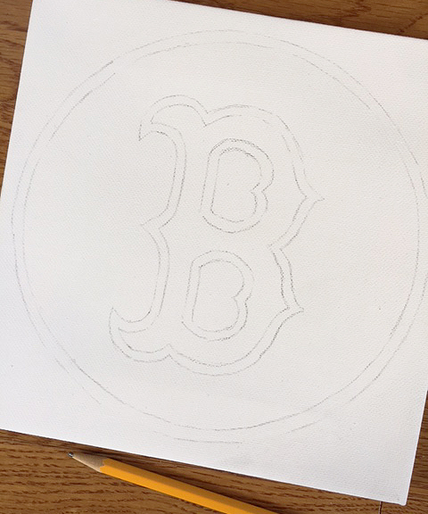 team logo art_lines