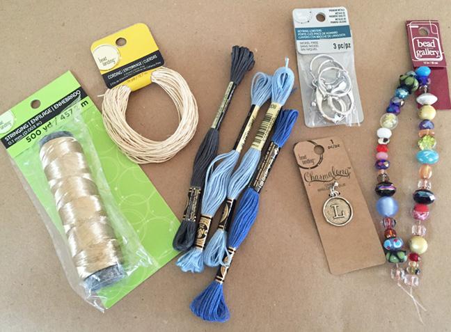 greco design tassel_materials