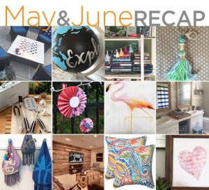 May & June recap