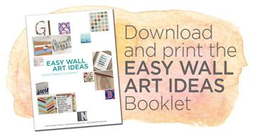 easy-wall-art-book-button