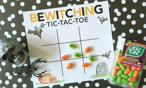 Halloween tic-tac-toe | FREE game