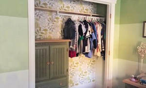 One Room Challenge™ – closet makeover (week 3)