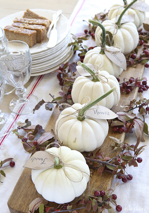pumpkin-centerpiece