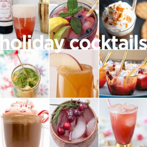 Friday Finds | holiday cocktails!