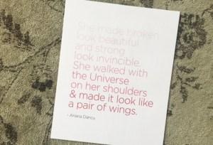 hopeful | FREE art print