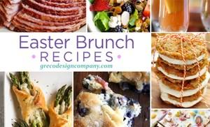 Friday Finds 9 | Easter Brunch Recipes