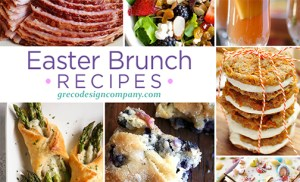 Friday Finds 9 | Easter Brunch Recipes
