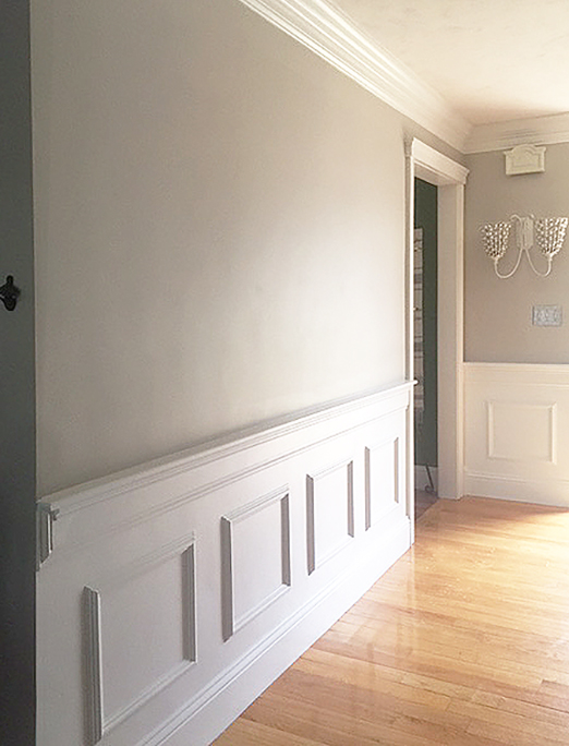 Tips for hanging a gallery wall paint by Benjamin Moore