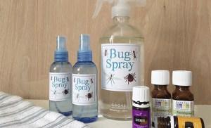DIY Bug Spray & FREE Labels