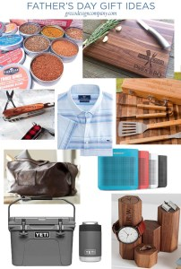 Father's Day gift ideas and a FREE card