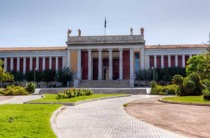 Resultado de imagen para Museo Arqueológico Nacional de Atenas