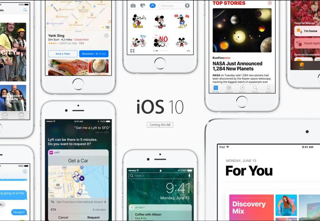 iOS 10 | GrecTech