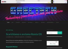 GrecTech 5 giorni dopo l'apertura (Gennaio 2016)