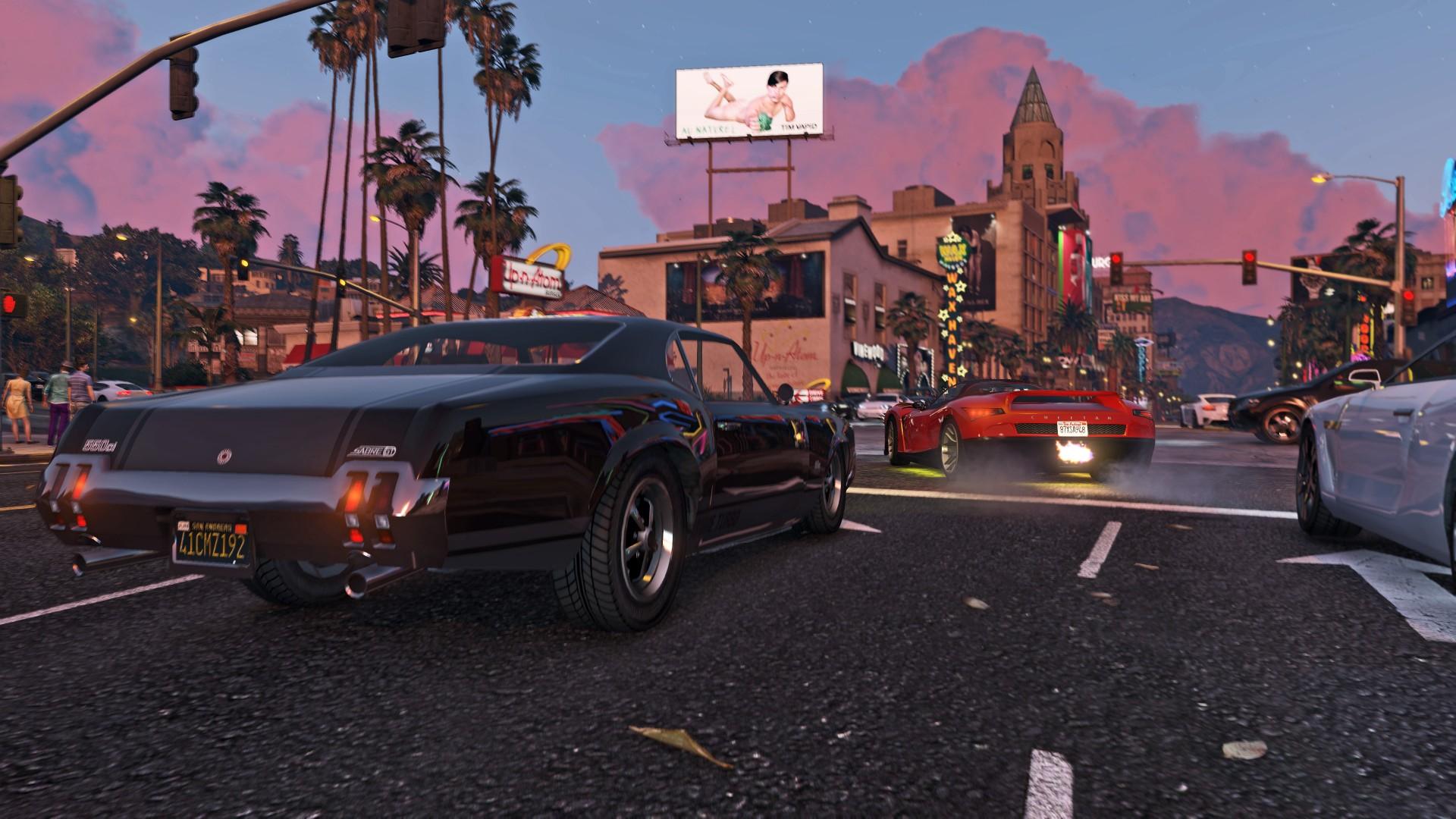 official screenshot pc vinewood cars   GrecTech