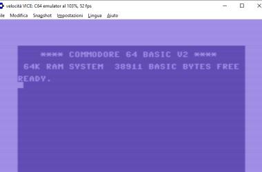 Emulatore VICE