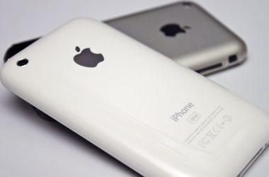 iOS - iPhone 2G e iPhone 3G.