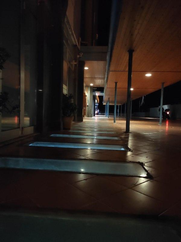 Xiaomi Mi 9 SE - Foto Notturna