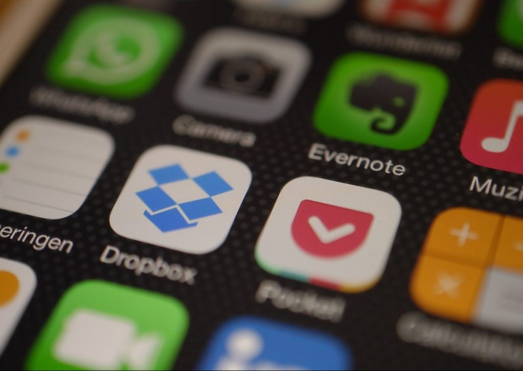 Disinstallare app su iOS: schermata Home