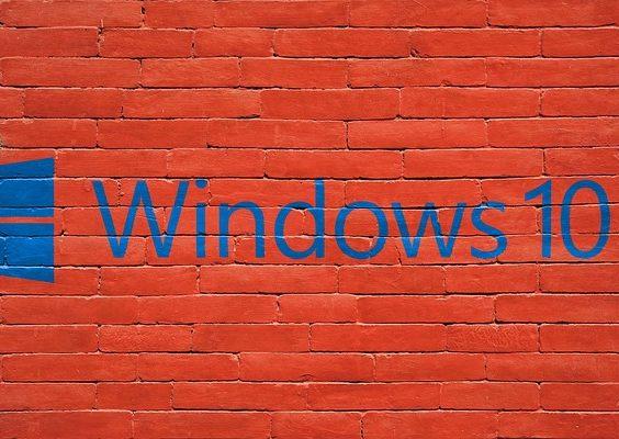Avvio pulito in Windows 10
