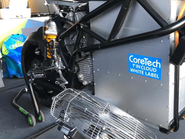 CoreTech MotoE3 | GrecTech