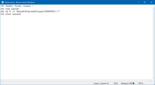 2020 10 21 22 13 29  Senza nome Blocco note di Windows 1 | GrecTech