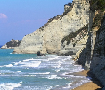 corfu-beach
