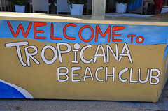 Welcome to Tropicana Beach Club