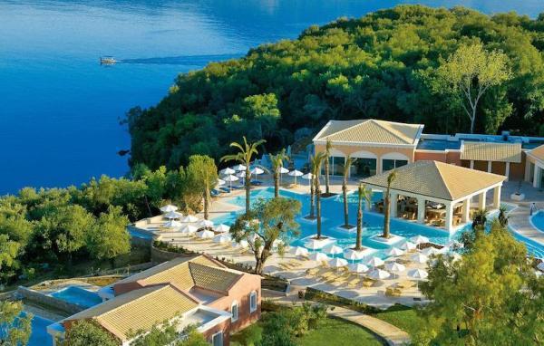 Hotels in Corfu, Greece
