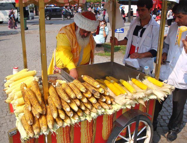 Image result for street food in istanbul